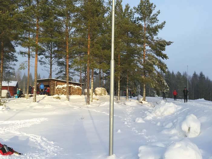 skien langlaufen zweden