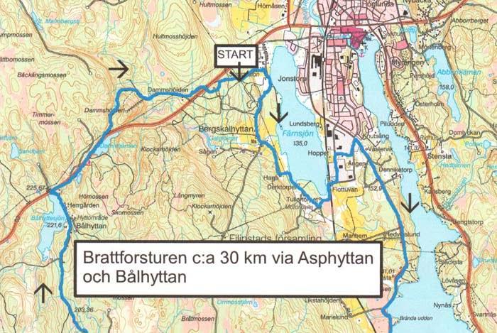 mountainbiken zweden värmland
