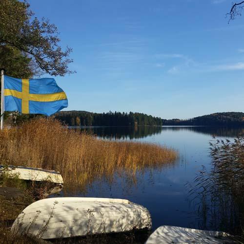 glamping sweden