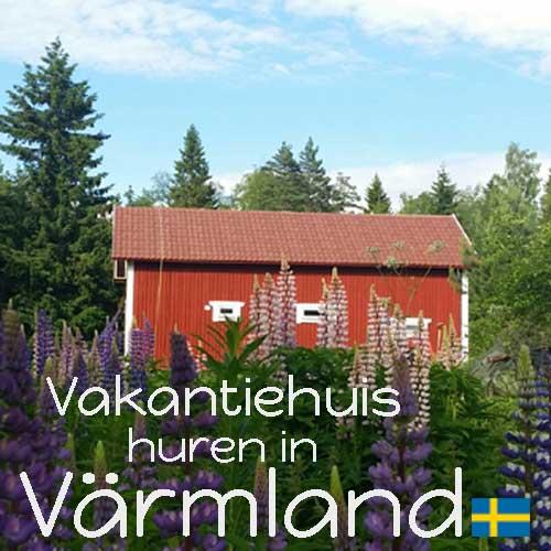 vakantie zweden vakantiehuizen