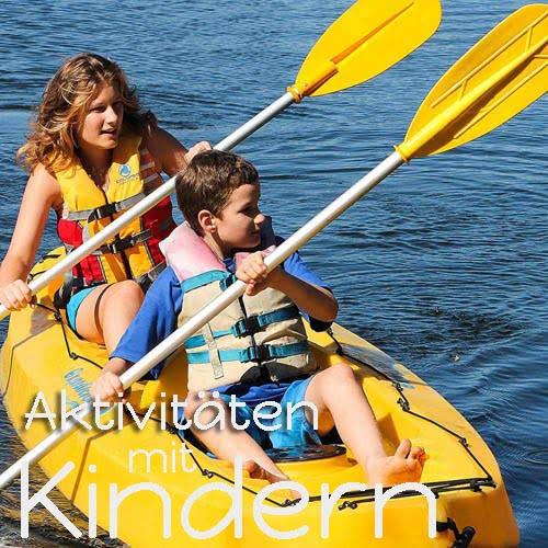 Aktivitäten mit Kindern in Schweden