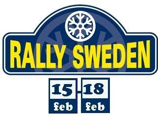 wrc rally sweden karlstad