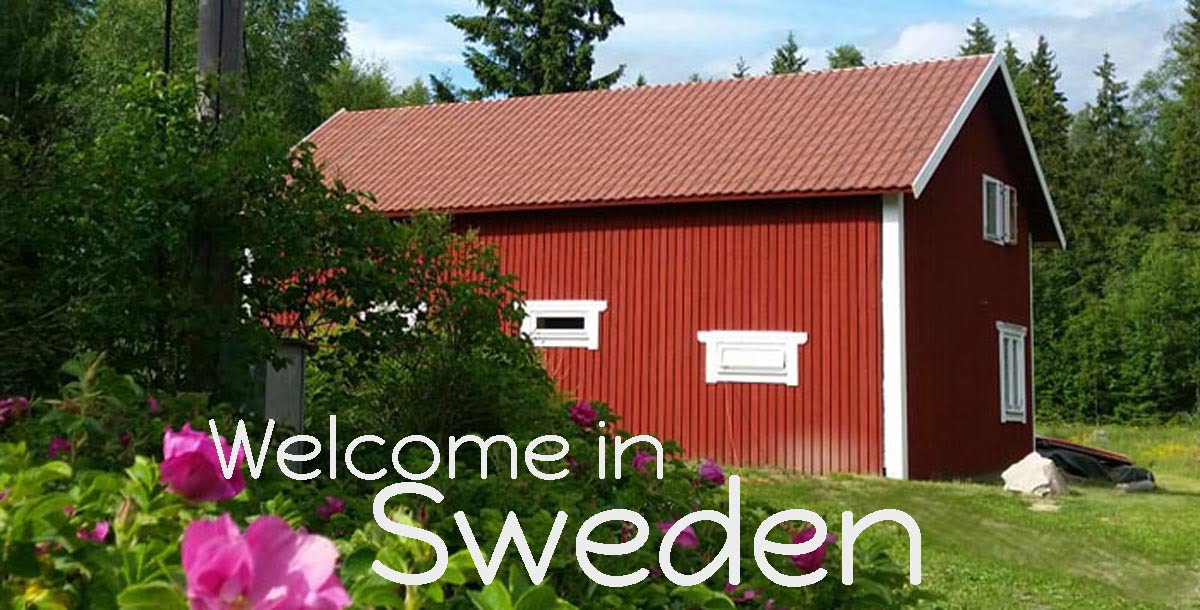 holiday house sweden