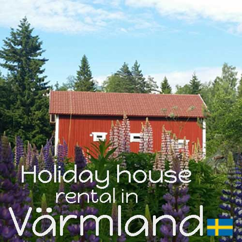 holiday varmland sweden