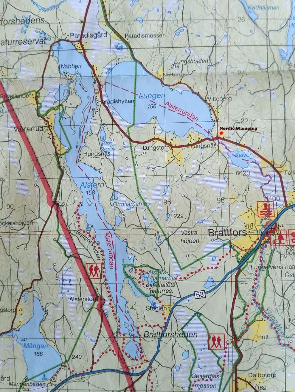 canoe trips sweden värmland