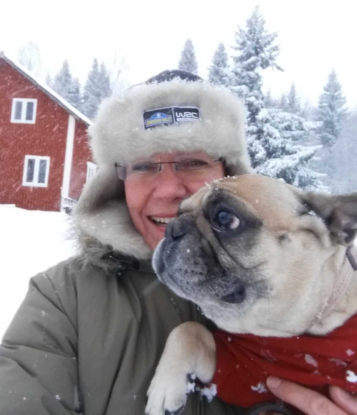 holiday with your dog in sweden