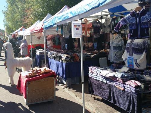 oxhälja marknad i Filipstad